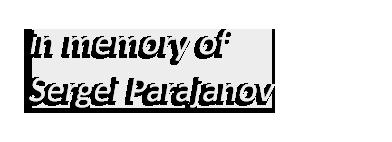 Sergey Parajanov